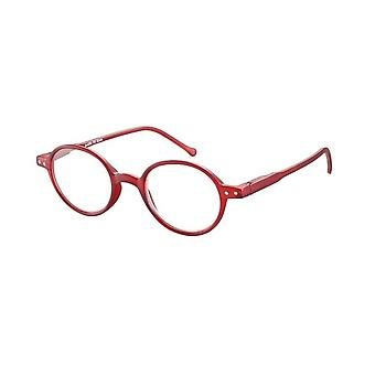 Reading Glasses Unisex Le-0189D Lennonred Strength +2.00