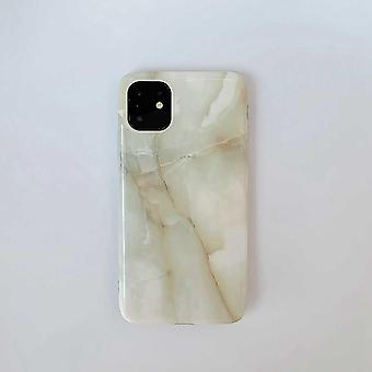 Mobile case for iPhone 11 Pro Max in natural marble pattern