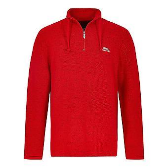 Cruiser 1/4 Zip Klassisk Makaroner Sweatshirt