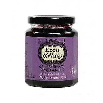Roots & Wings - Blackcurrant Jam