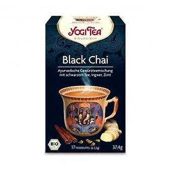 Yogi Tea - Black Chai Tea 17 Bags