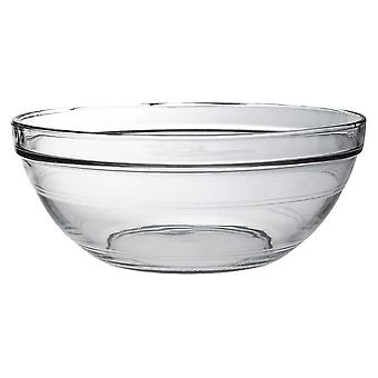 Duralex Lys Stacking Glass Cooking / Ingredients / Food Bowl - 31cm - Pack of 1