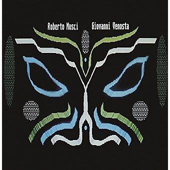 Musci, Roberto / Venosta, Giovanni - Wassernachrichten auf Wüstensand [Vinyl] USA Import