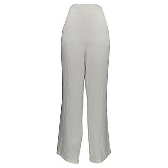 Linea by Louis Dell'Olio Women's Pants Pull-On White A351460
