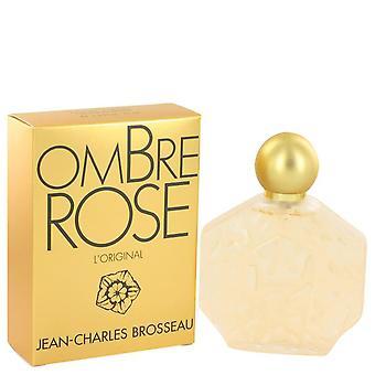 Ombre rose eau de parfum spray by brosseau 445544 75 ml