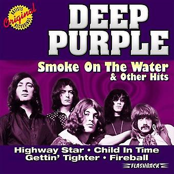 Deep Purple - Smoke on the Water & Other Hits [CD] USA import