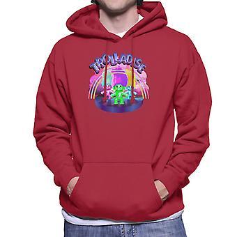 Trollen In Trolladise Men's Hooded Sweatshirt