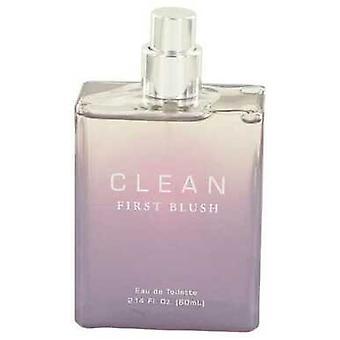 Clean First Blush By Clean Eau De Toilette Spray (testeur) 2.14 Oz (femmes) V728-533033
