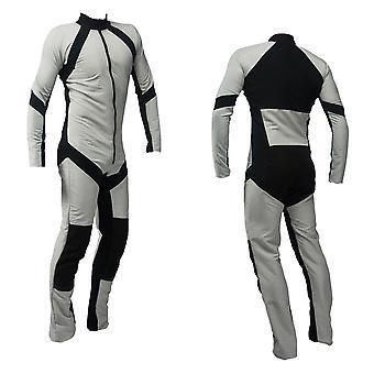 Freefly skydiving garnitur srebrny se-04