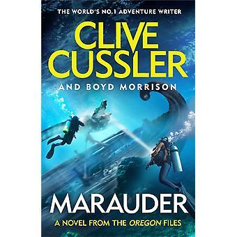 Marauder-tekijä Cussler & CliveMorrison & Boyd