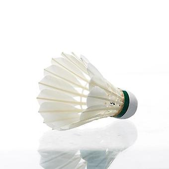 Professionele Badminton Shuttlecock White Feather Ball Club King Sports
