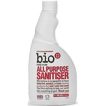 Bio-D All Purpose Sanitiser Spray 500ml x12