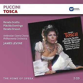 Puccini / Levine, James - Tosca [CD] USA import
