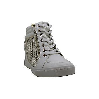 Aldo naisten Kaia korkeus Top Lace up muoti Sneakers