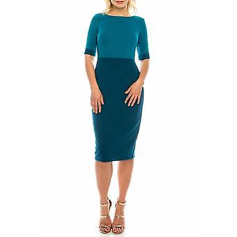 فستان اصبغة الالوان