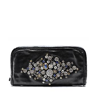 Campomaggi Embellished Leather Purse