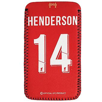 Funda de teléfono Liverpool FC Henderson