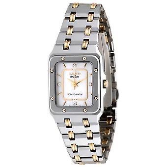 Zeno-Watch Women's Watch - Femina Tungsten Scrachproof - 750541Q-i2M