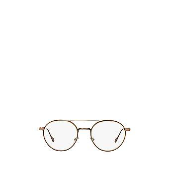 Giorgio Armani AR5089 brushed bronze / matte pale gold male eyeglasses