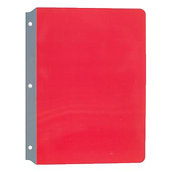 "Full Page Reading Guide, 8.5"" X 11"", Red"