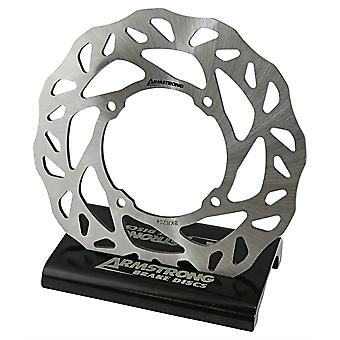 Armstrong Brake Disc Display Plinth
