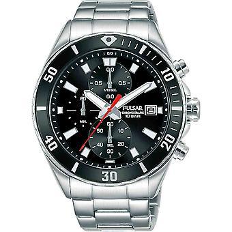 Reloj de hombre Pulsar PM3189X1, Cuarzo, 45mm, 10ATM