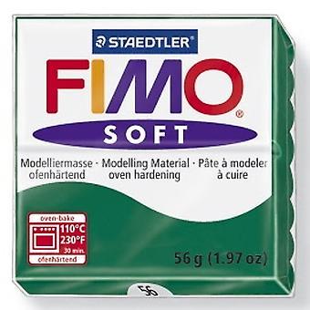 Fimo Soft Polymer Clay 2oz-Emerald