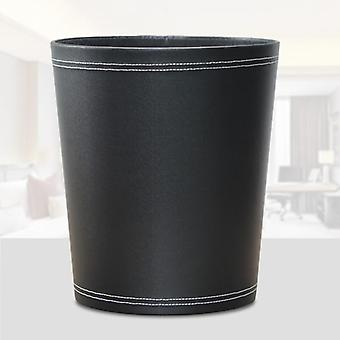 Living Room Circular Hotel Large Capacity Wastepaper Basket