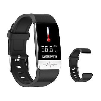 Smart Watch Band, Temperaturmessung und Herzfrequenzdruckmonitor Braclet