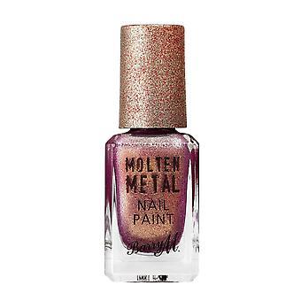 باري M 3 X باري M مولتين المعدن طلاء الأظافر - لوكس الوردي