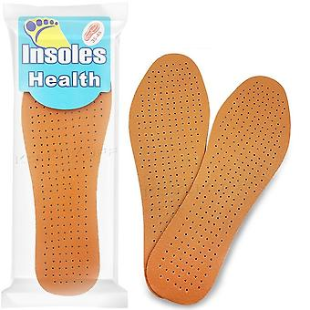 High-quality Leather Orthotics Insole And Women