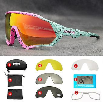 Cycling Mtb Bike Running Fishing Sports Glasses Eyewear