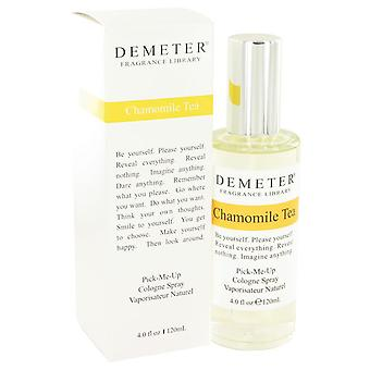 Demeter Chamomile Tea Cologne Spray By Demeter 4 oz Cologne Spray