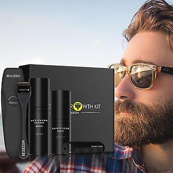 Barbe Beard Growth Kit Hair Growth