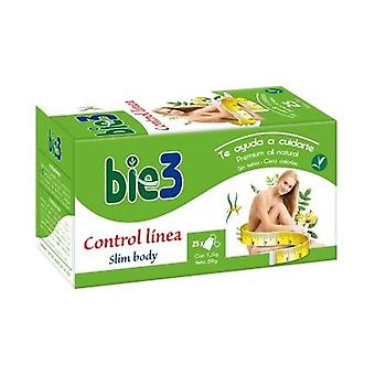Bie3 Line control 25 infusion bags
