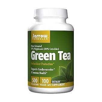 Green Tea 500Mg 100 vegetable capsules