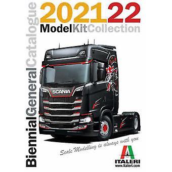 Italeri Biennial General Catalogue 2021- 2022