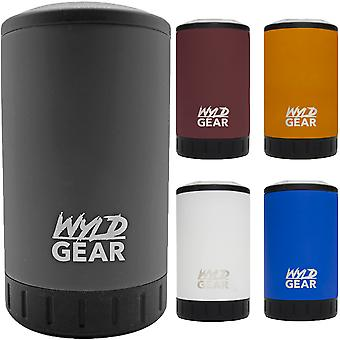 Wyld Gear 12 oz. Vacuum Insulated Stainless Steel Multi-Can Cooler 2.0