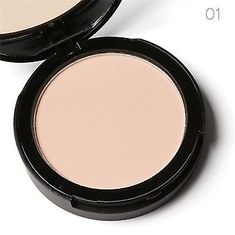 Mineral Face, Pressed Powder, Oil Control, Natural Foundation Powder, Smooth,