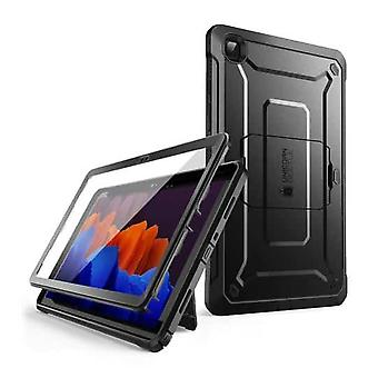 SUPCASE Full Cover Hoes Samsung Galaxy Tab A7 (2020) - 10.4 inch - Zwart