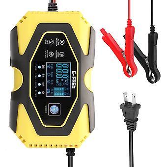 Dispositif automatique de charge de batterie de réparation d'impulsion de 12V6a-24v3a