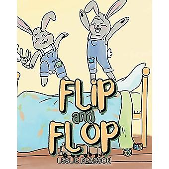 Flip and Flop by Leslie Pearson - 9781644718056 Book
