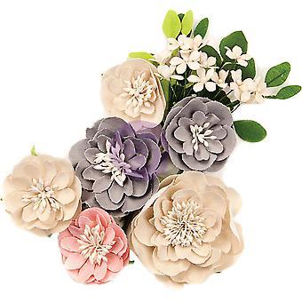 Prima Markedsføring Vår våningshus Blomster Enkle Ting