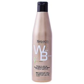 Salerm White Hair Shampoo Golden Range 250 ml