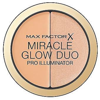 Max Factor Valaisin Miracle Glow Duo 20 Keskikokoinen 11 gr