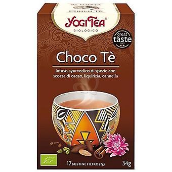 Yogi Tea Choco Tea 17 Sachets