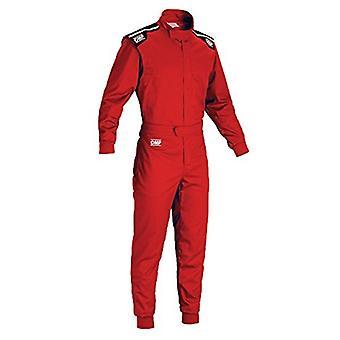 Racing jumpsuit OMP Summer-K Rood (Maat XL)