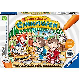 HanFei tiptoi Spiel 00041 - Heute gehen wir Einkaufen - Lernspiel fr Kinder ab 3 Jahre