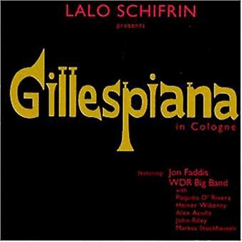 Lalo Schifrin - Gillespiana [CD] USA import