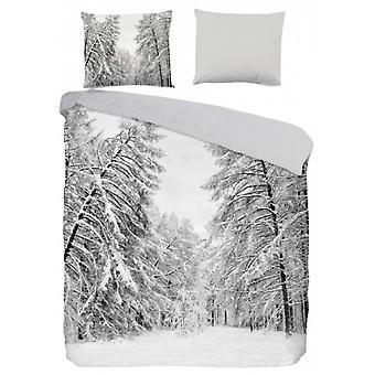 cover Nora 135 x 200 cm flannel white